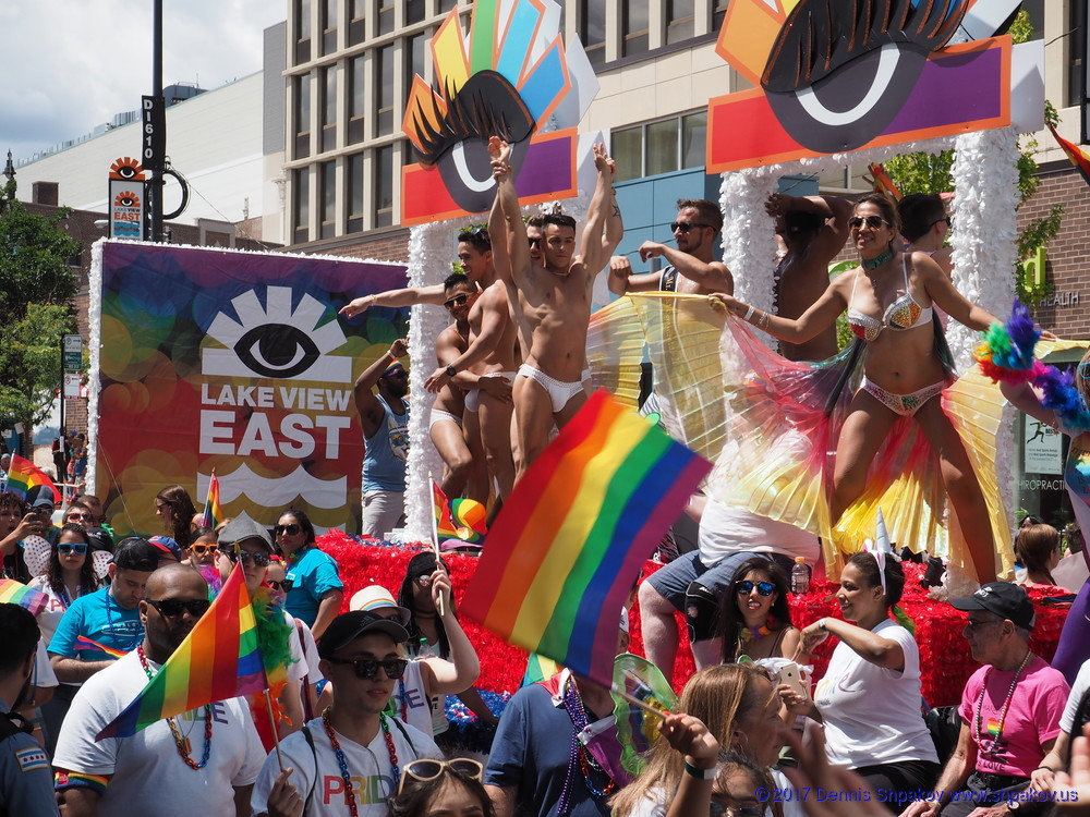 Best parties and gay events nyc during worldpride